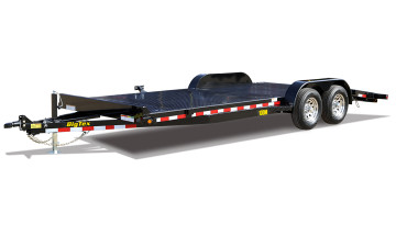 Big Tex Diamond Back Car Hauler