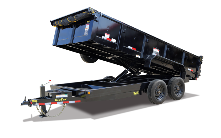 Super Duty Tandem Axle Extra Wide Dump