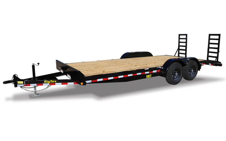 "10ET-83"" x 20 Pro Series Tandem Axle Equipment Trailer"