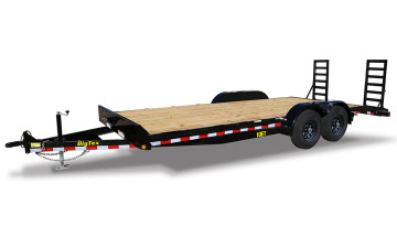 "Big Tex 10ET 83"" x 20 Pro Series Tandem Axle Equipment Trailer"