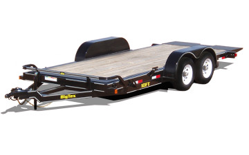 10FT Pro Series 10K 16' Full Tilt Equipment Trailer