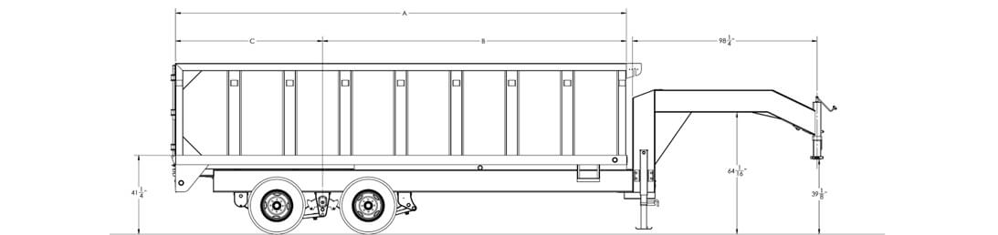 Line Drawing for 25DU