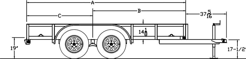 Big Tex Trailers 45LA Angle Iron Utility Trailer  Pin Trailer Plug Wiring Diagram on ford f150 radio wiring diagram, 7 prong trailer plug diagram, 7 round trailer plug diagram, six prong trailer wiring diagram, 6 pin trailer wiring harness, 6 pin round wiring-diagram, 6 round trailer plug diagram, 4 way trailer wiring diagram, 6 pin trailer wiring standard, 6 pin ford trailer wiring diagram, 4 prong trailer wiring diagram, electric trailer jack wiring diagram, f150 trailer wiring diagram, 6 pin trailer wiring code, dodge ram 7 pin wiring diagram, 6 pin connector diagram, western 12 pin wiring diagram, bathroom fan light switch wiring diagram, seven pin trailer wiring diagram, 6 pin trailer wiring diagram dodge 2010,