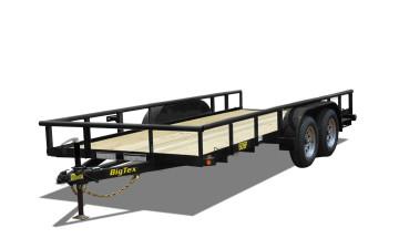 Big Tex Trailer Manufacturing, LLC 60SP