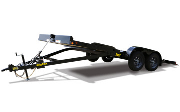 "Big Tex 70CT 83"" x 18 Tandem Axle Car Hauler Tilt"