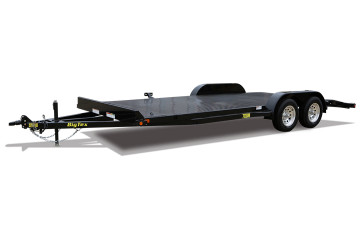 "Big Tex 70DM-83"" x 20 Tandem Axle Premium Car Hauler"