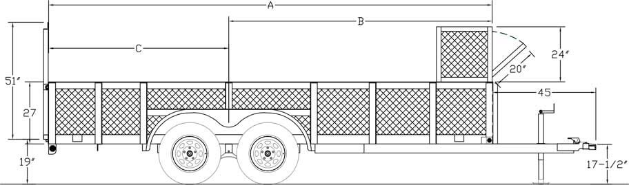Line Drawing for 70LR