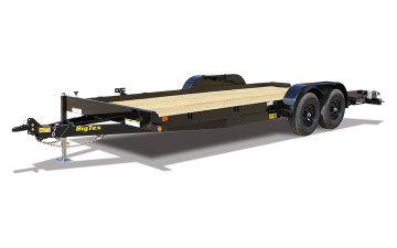 16' FLATBED BY BIG TEX TRAILERS