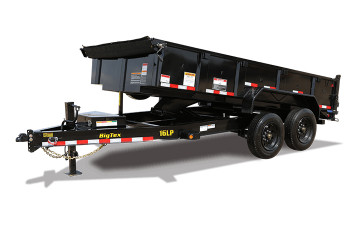 "Big Tex 16LP 17.5K TAND LP DUMP 83""x16"