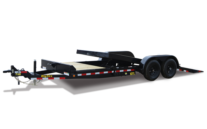 Pro Series Tilt Bed Equipment Trailer