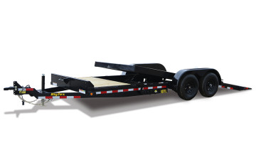 Big Tex Pro Series Tilt Bed Equipment Trailer