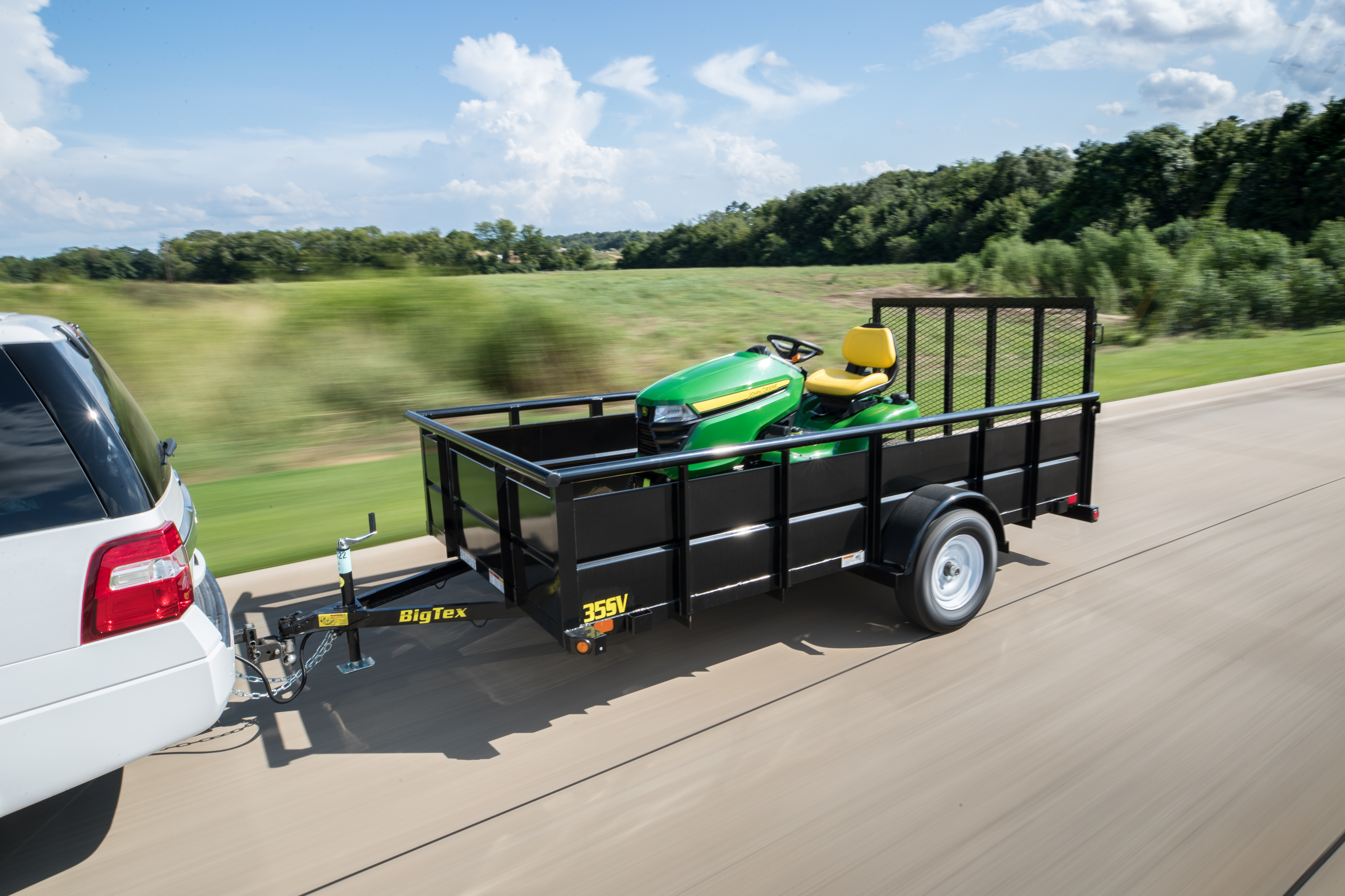 Big Tex Trailers In Fitzgerald Trailer Nation Car Wiring Image Search Results Single Axle