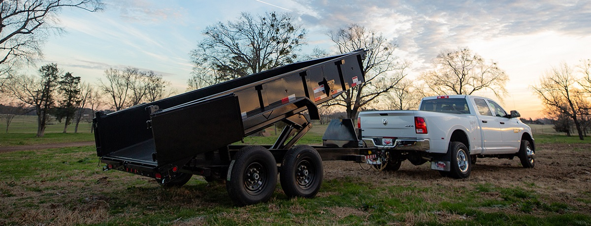 Big Tex Trailers in Slidell, Gulfport, and Jackson | Lewis ...