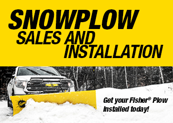 Snowplow Sales and Service