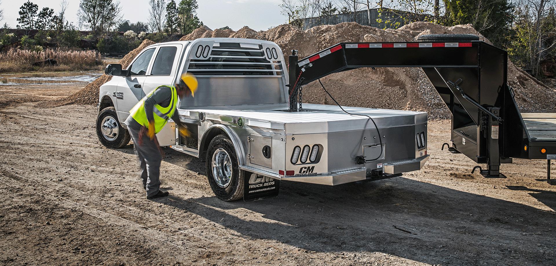 CM Truck Beds Service Bodies
