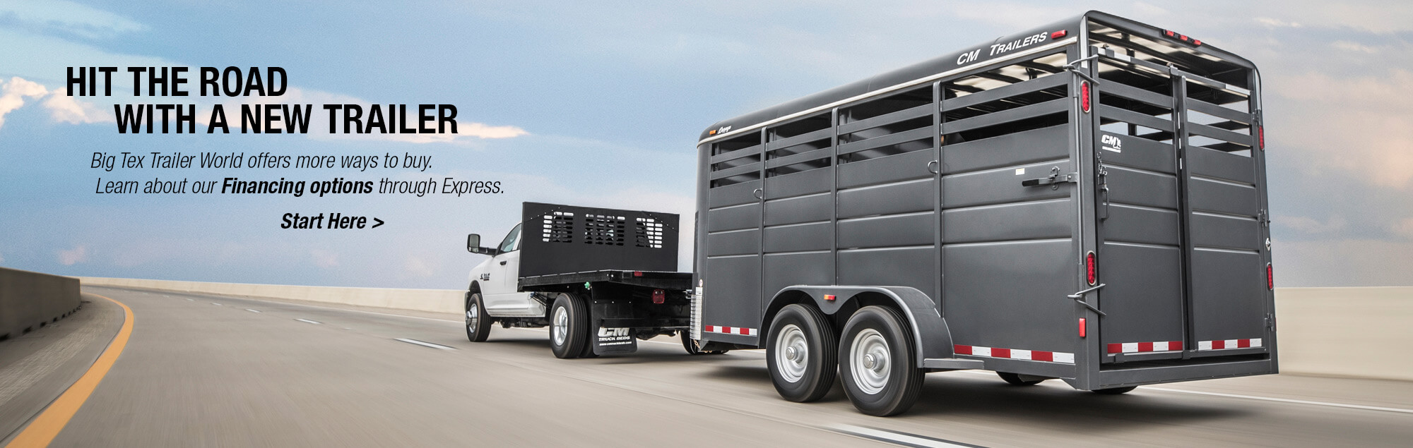 Big Tex Heavy Duty Trailers | Big Tex Trailer World