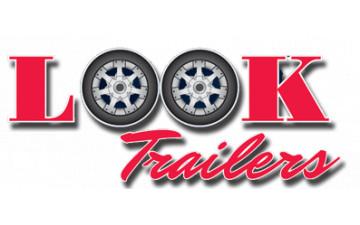 "8.5"" X 20' Look VISION TE5 Cargo Trailer"