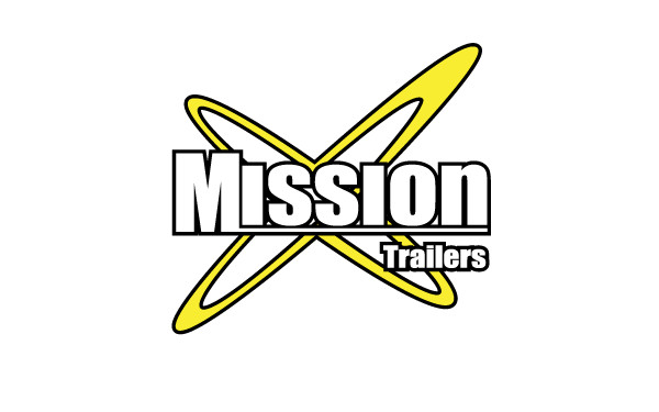 Aluminum Mission Utility trailer-Used