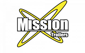 Mission EZEC 7x14 Enclosed Trailer