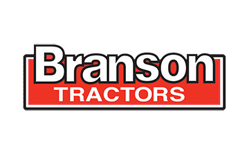Branson 5220C Tractor w/ Front End Loader