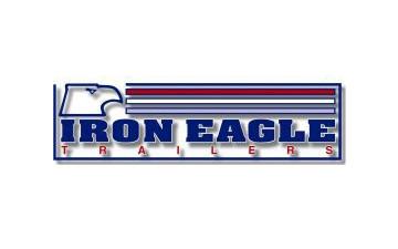 IRON EAGLE 5'X10' LANDSCAPE TRAILER 7626