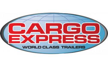 CARGO EXPRESS 5X8 SINGLE REAR DOOR