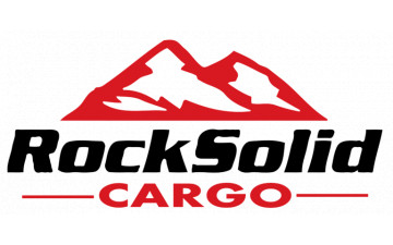 #18664 ROCK SOLID 6X10 SA CARGO TRAILER W/ RAMP