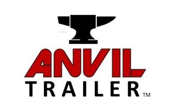 6 X 12 ANVIL TRAILER TA2 WHITE