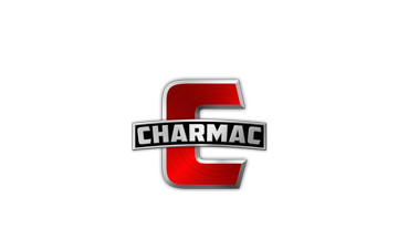 CHARMAC STEALTH 7 X 14 TANDEM 3500 LB AXLE CARGO TRAILER