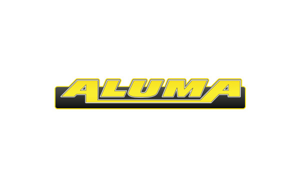 "Aluma 7814 Aluma 78"" x 168"" Bed SA Edge Series Utility Trailer"