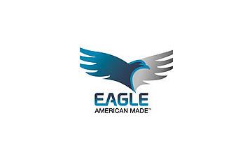 Eagle SEUL610SA 6' x 10' Single Axle Ultra Lite Aluminum Utility Trailer