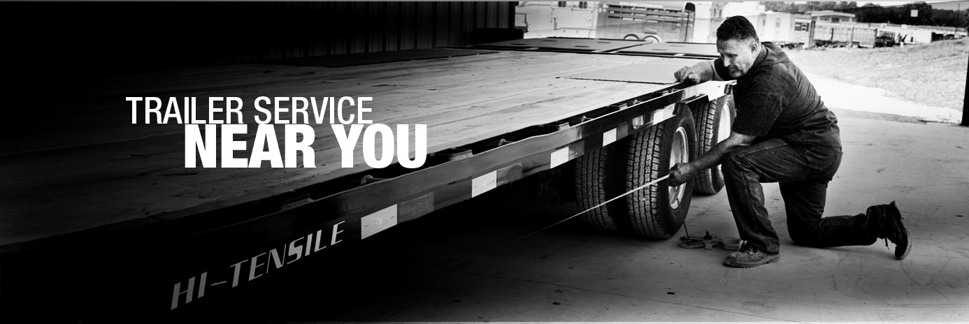 Trailer Axle Repair & Replacement Services Near You