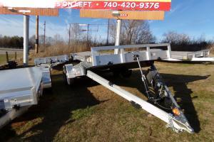 8.5X20 Tandem Axle TILT CAR HAULER BY RC Trailers