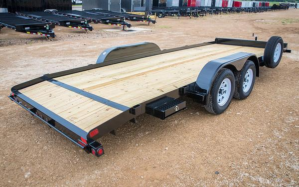 Small on Car Hauler Truck Beds