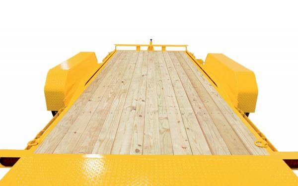 Sure-Trac 16k 18'+4' Tilt Equipment Trailer