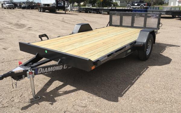 Diamond C UVT 14x82  (CUSTOM BUILT)