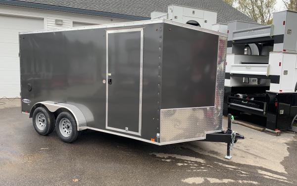 "2020 Look Element SE 7x14 ramp door 6'6"" tall"