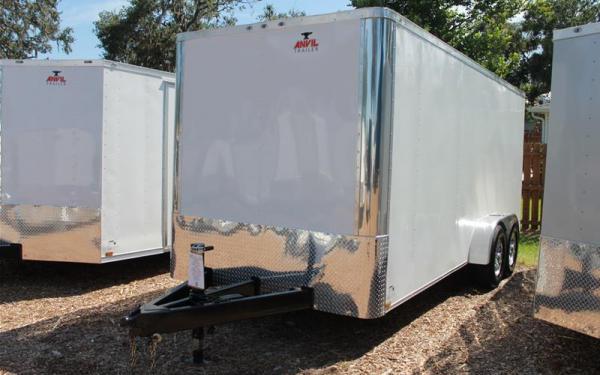 Anvil 18' Enclosed Cargo Trailer