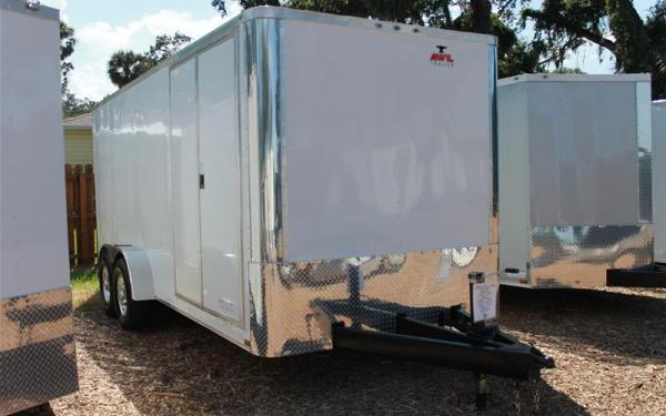 Anvil 16' Enclosed Cargo