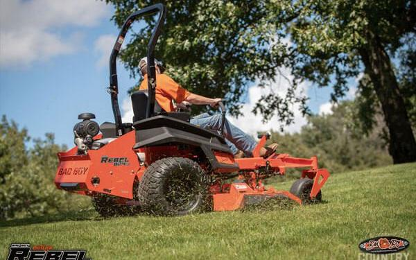 Bad Boy Outlaw Rebel Commercial Zero Turn Mower