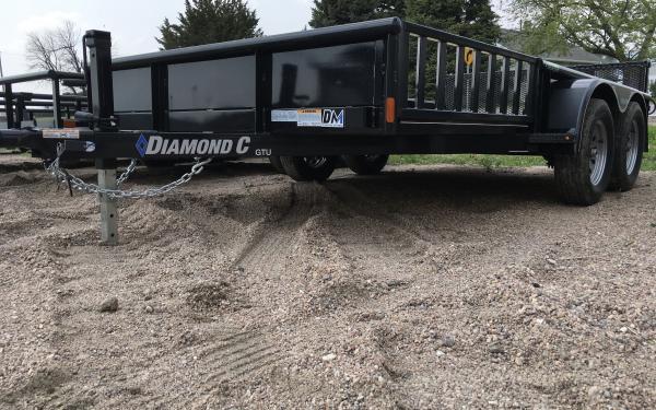 Diamond C GTU 14'x83''