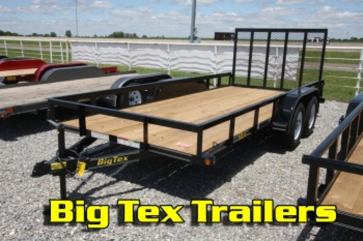 Trailer World Big Tex 50la Tandem Axles Utility Wiring Harness For Trailers Listing Detail