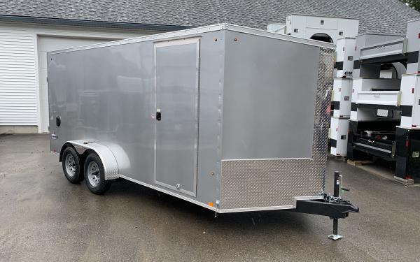 """2020 Look Element SE 7x16 ramp door 6'6"""" tall"""
