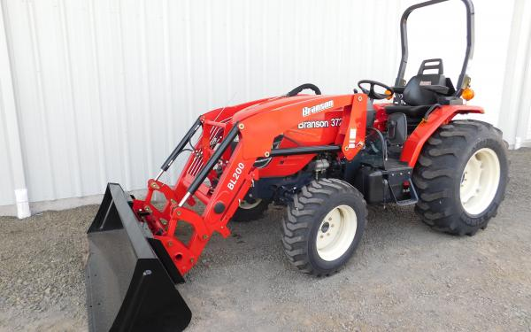 Branson 3725H Tractor with Front End Loader