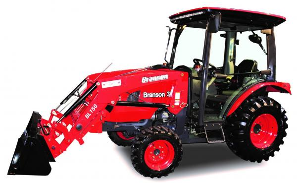 Branson 3515CH Tractor with BL150 Front Loader