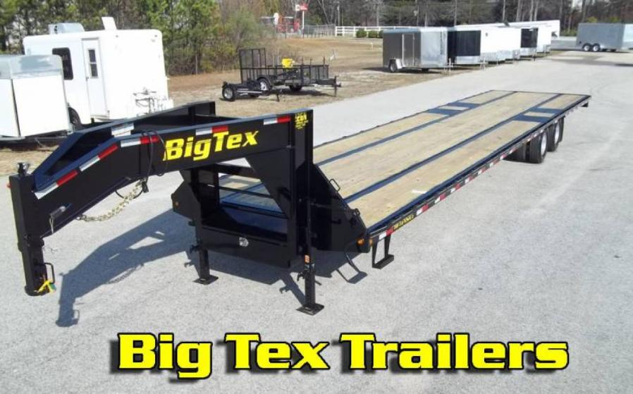 trailer world: big tex 40ft