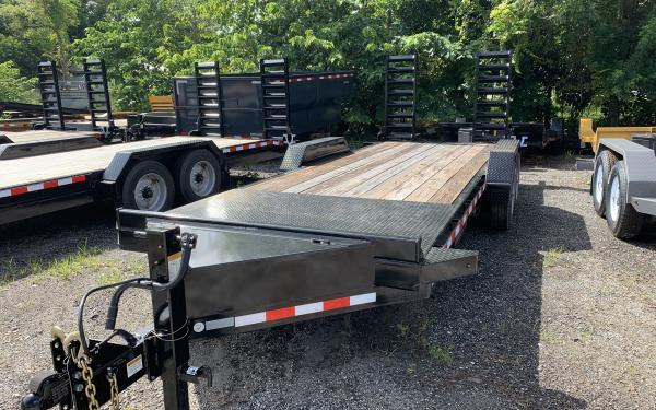"MIDSOTA 82"" X 20' SKID LOADER TRAILER"