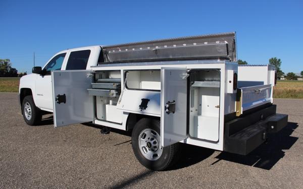 CM Truck Bed SB Model