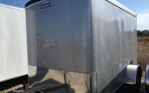 Continental Cargo 6' x 10' Cargo Trailer TW610SA