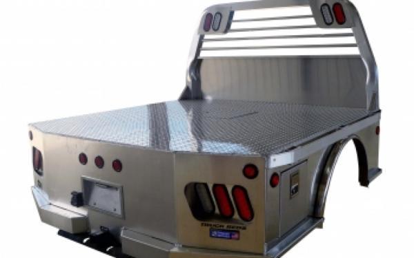 CM Truck Bed SK Aluminum